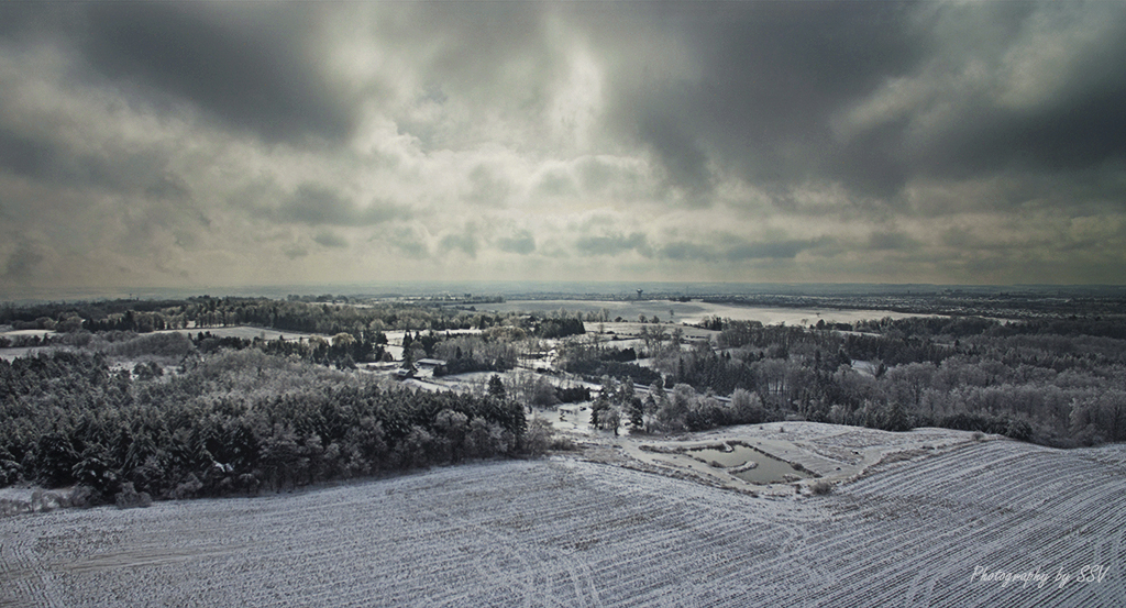 Ice Storm from the sky – Aerial Photographers in the Toronto Area