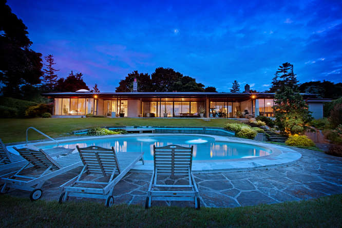 14 Hedge Rd Twilight Shoot – Luxury Real Estate Photography