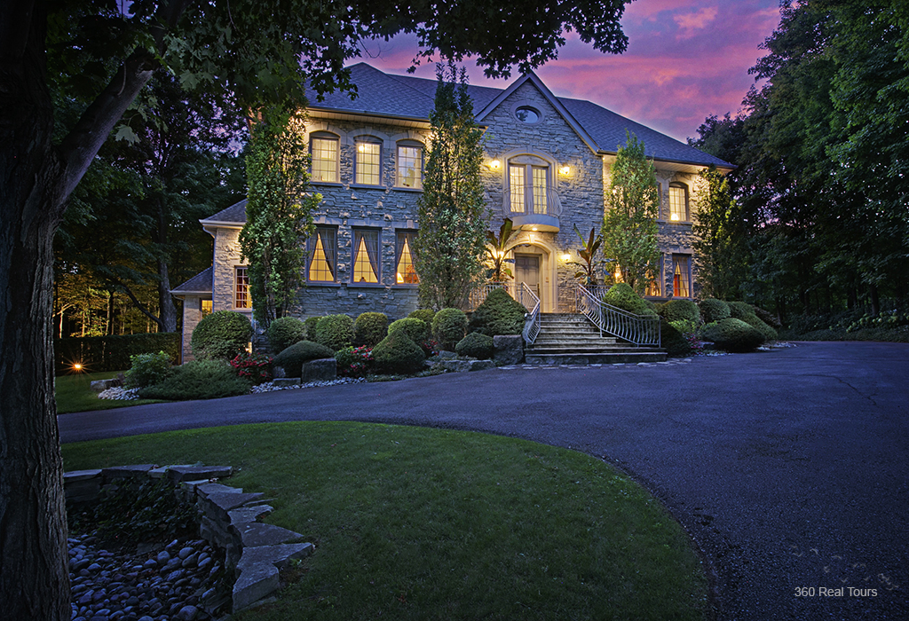 Twilight Photography – Luxury Real Estate Photography in Toronto