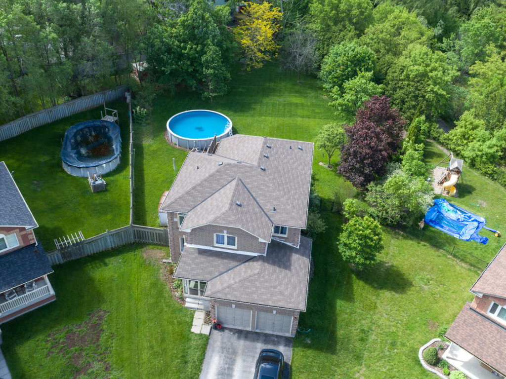 28 Margaret Pl, Keswick – Drone and Real Estate Photography in York Region