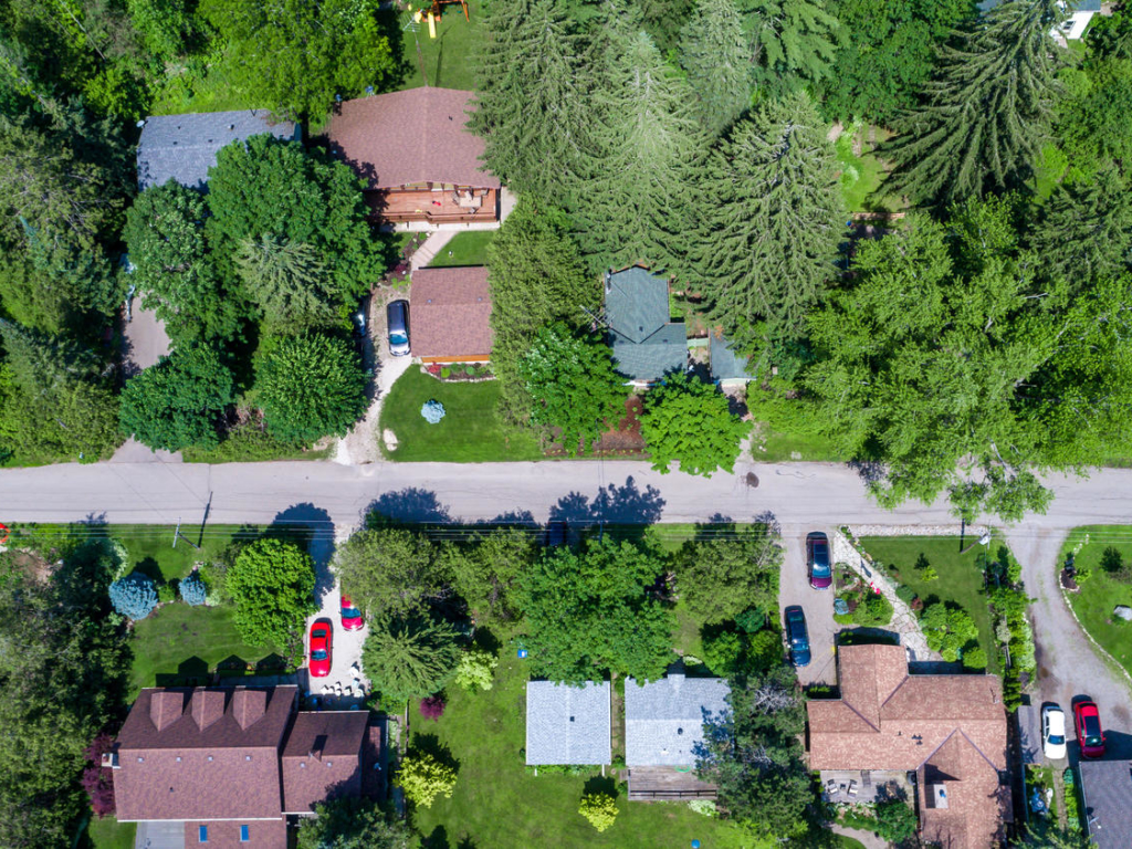 296 Dominion St, Caledon ON  – Drone photographers in Caledon