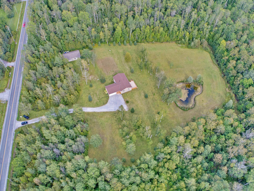 4687 Old Homestead Rd, Georgina ON – Drone photography for Real Estate