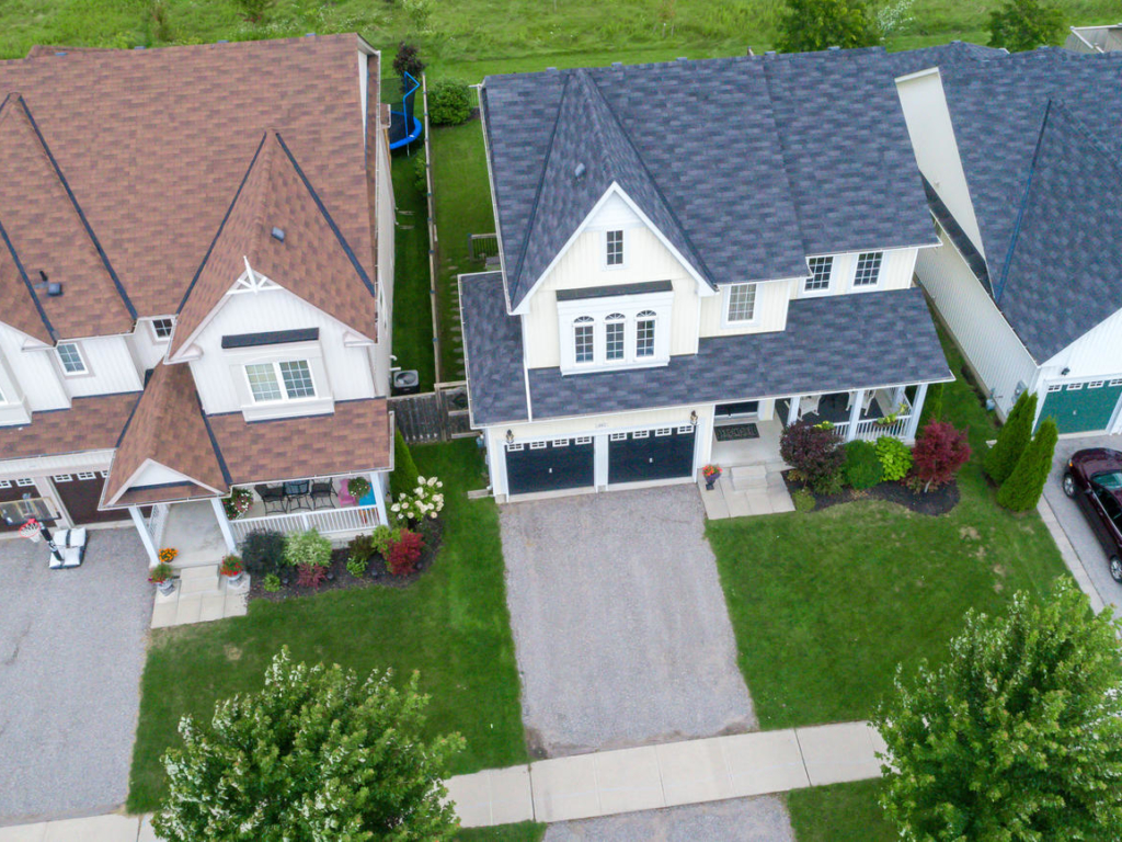 482 King St E, Mount Albert ON – Drone and Aerial Photography and Video in York Region