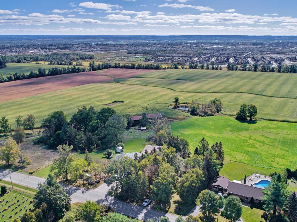 2957 9th Line, Bradford West Gwillimbury ON – Drone photographers