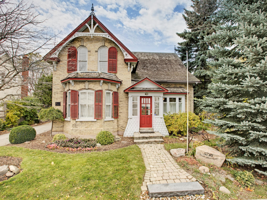 5716 Mt Albert Rd, East Gwillimbury ON – Drone and real estate photography