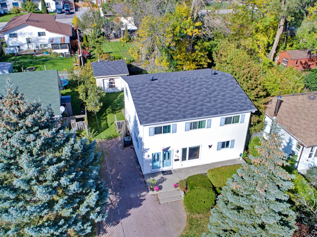 316 Miami Dr, Georgina ON – Drone photography for Real Estate