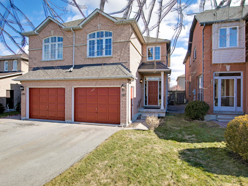 587 Skinner Ave, Newmarket ON – Real Estate Photography in Newmarket