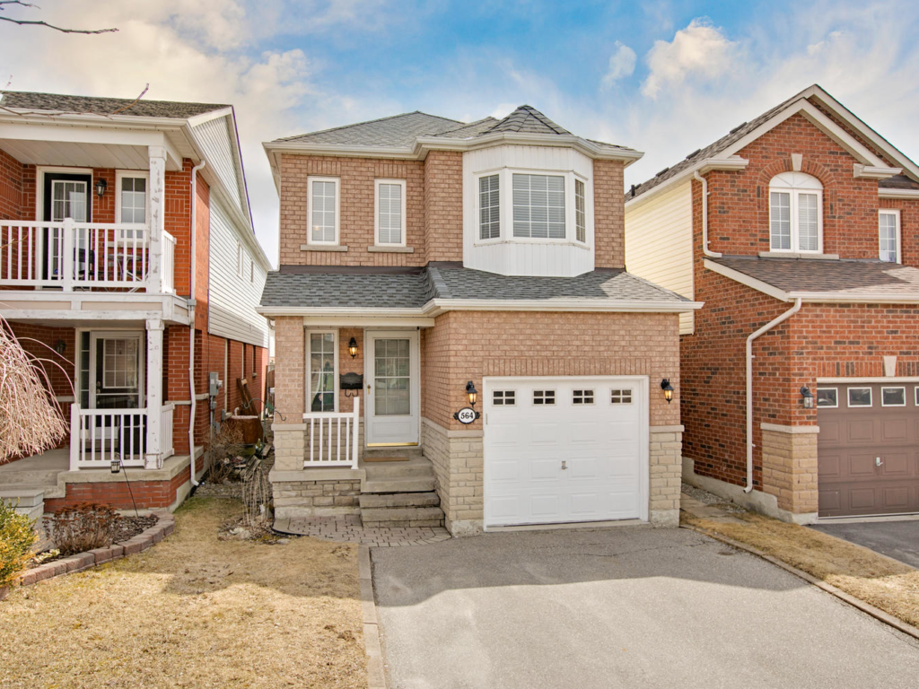 564 Pelletier Crt., Newmarket ON – Photography for Real Estate