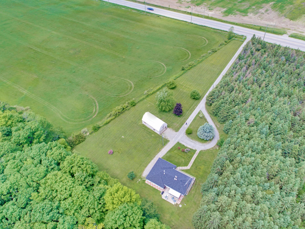 2961 Ravenshoe Rd, East Gwillimbury ON – Drone for Real Estate Photography