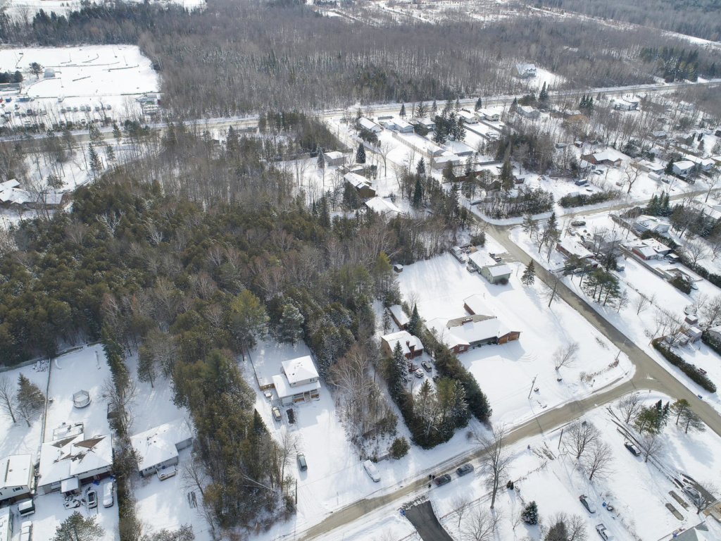 Mums Ave, Georgina ON – Drone Photography in Southern Ontario