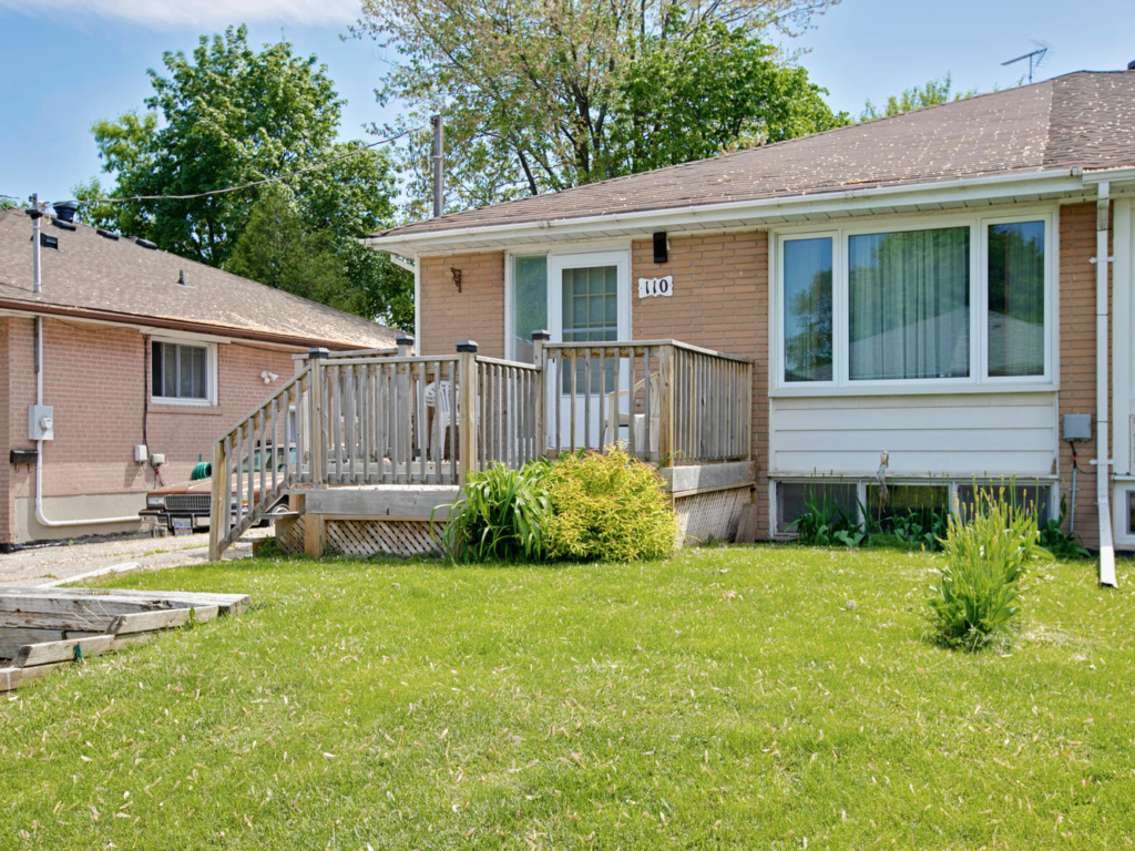 110 Sheldon Ave, Newmarket ON  – Real Estate Photography