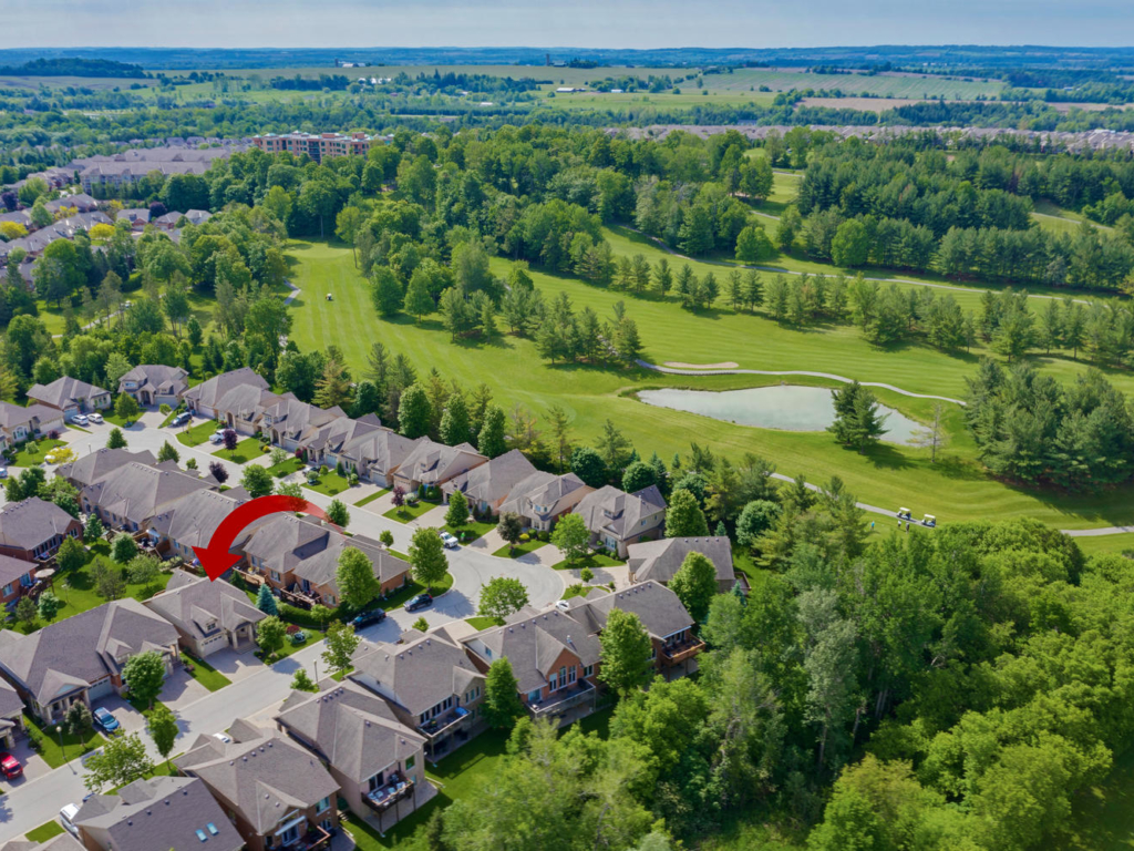 31 Tuscany Grande, New Tecumseth ON – Drone for Real Estate