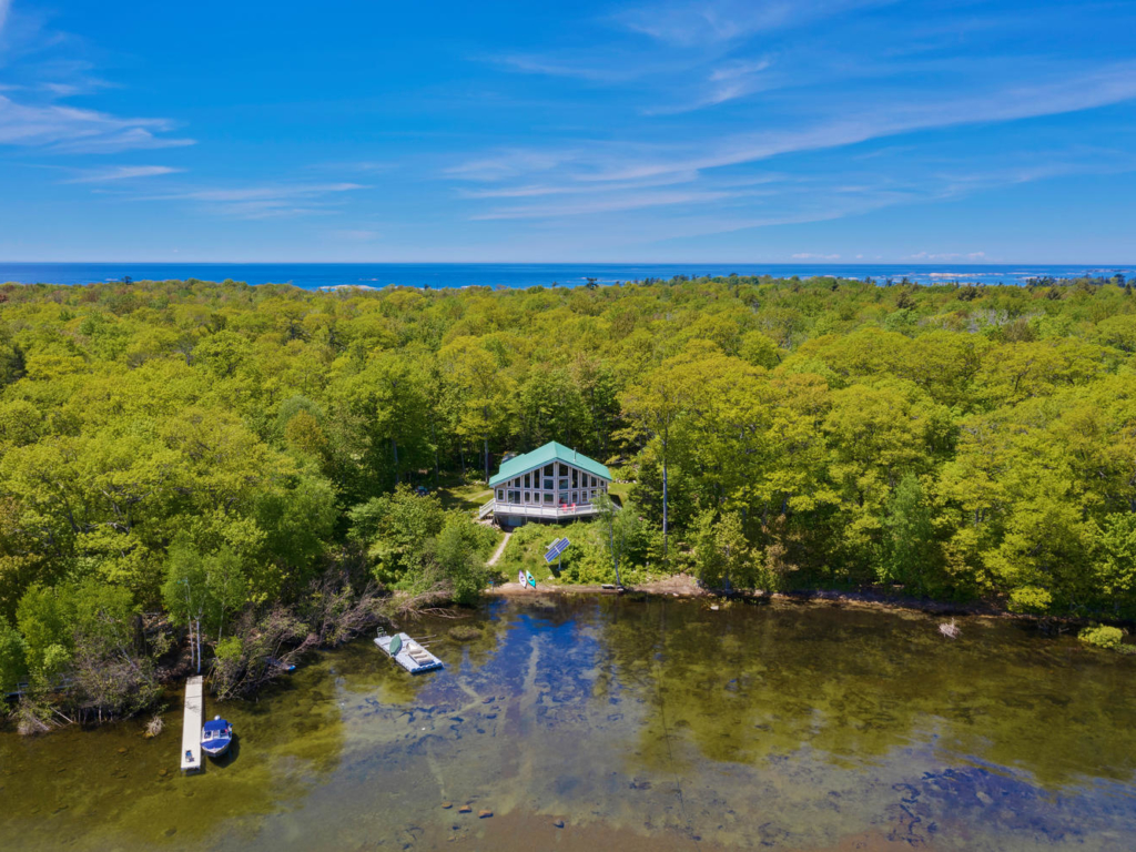 53 Sandy Island, Archipelago ON – Photography and drone for Luxury Properties