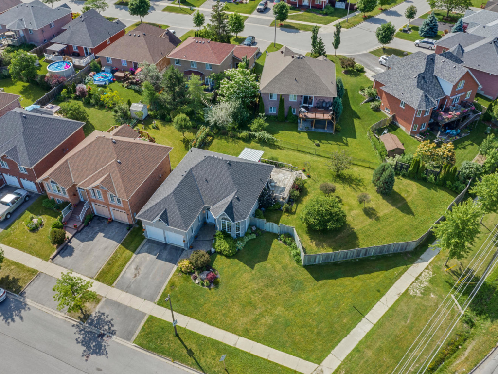 1 Ferncroft Dr, Georgina ON – Drone photography