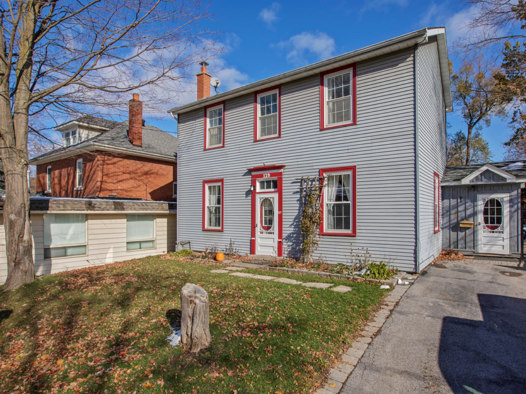 129 Raglan St, Newmarket ON – Photography for real estate