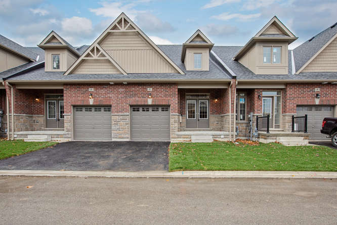 6 Pasqualie Lane, East Gwillimbury ON – Photography for builders