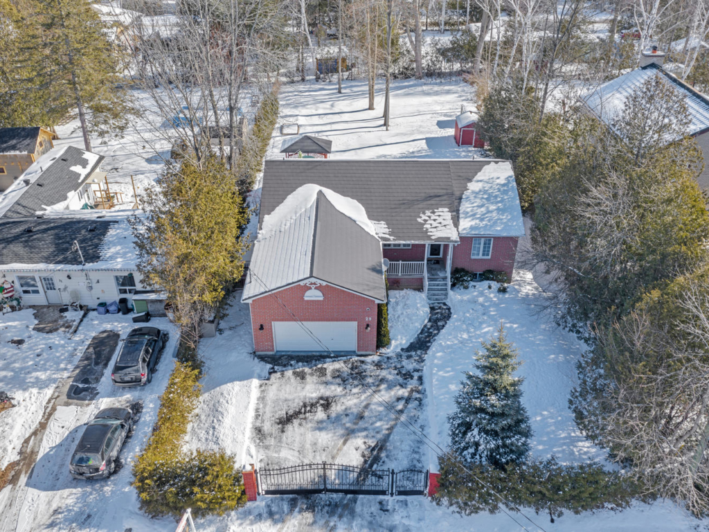 29 Brule Lakeway, Georgina ON – Drone for Real Estate