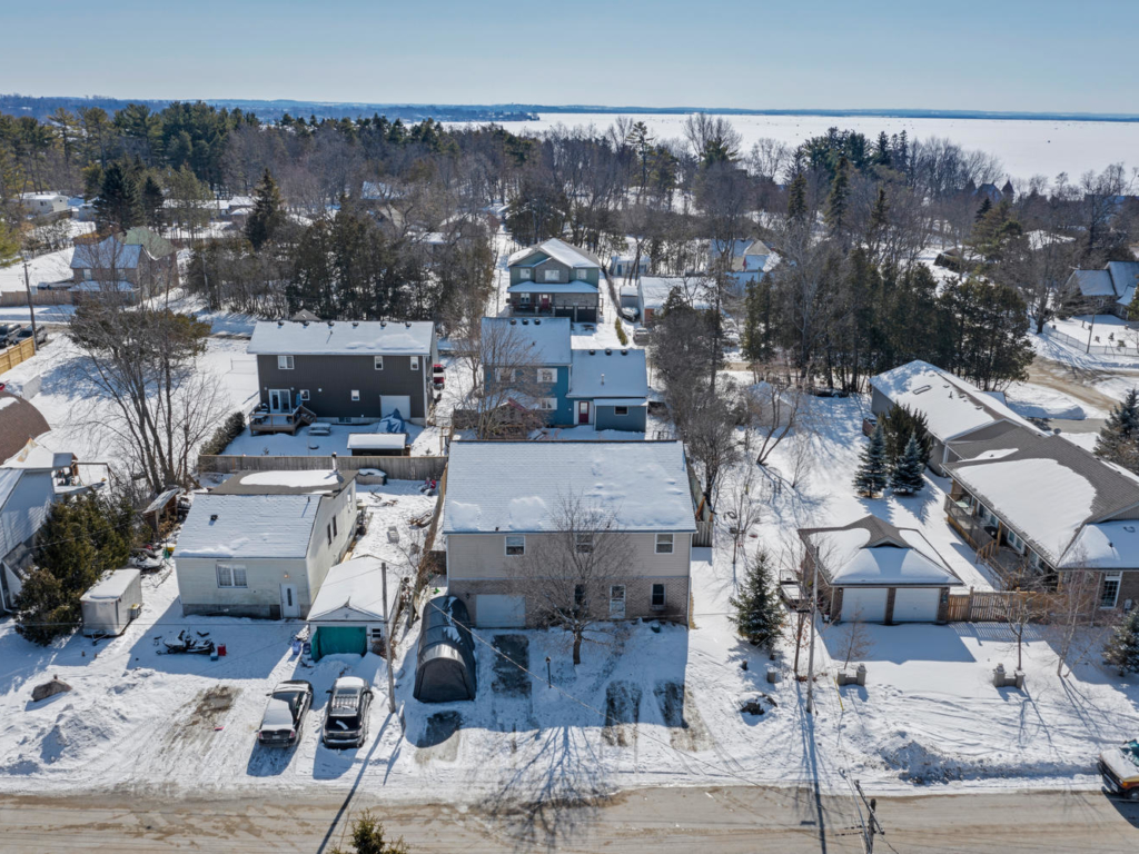 395 Curley St, Georgina ON  – Drone for Real Estate