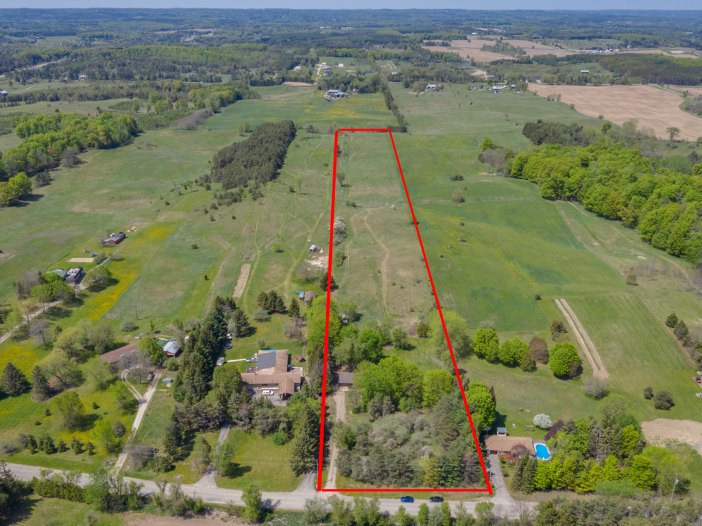 1186 8th Concession, ADJ-Tottenham ON – Drone, Video and still imaging for Real Estate