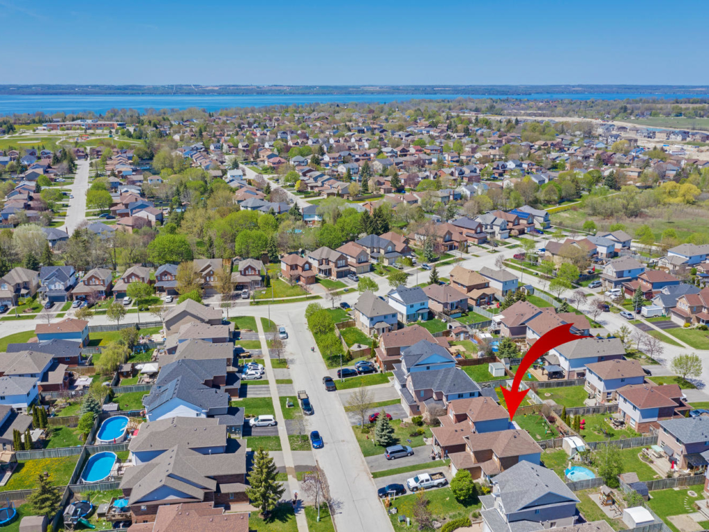 14 Dunnville Rd, Georgina ON – Drone for Real Estate