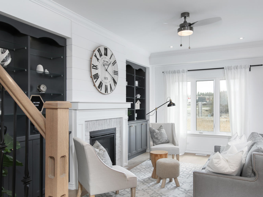 Phototgraphy for model homes in the GTA