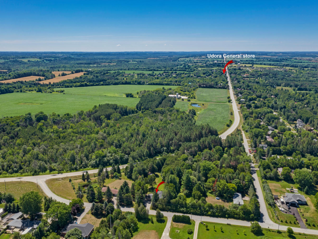 10207 Old Shiloh Rd, Georgina ON -Video, Drone and real estate photography