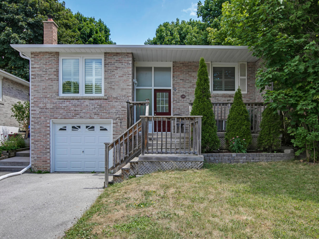138 Armitage Dr, Newmarket ON – Virtual Staging for Real Estate