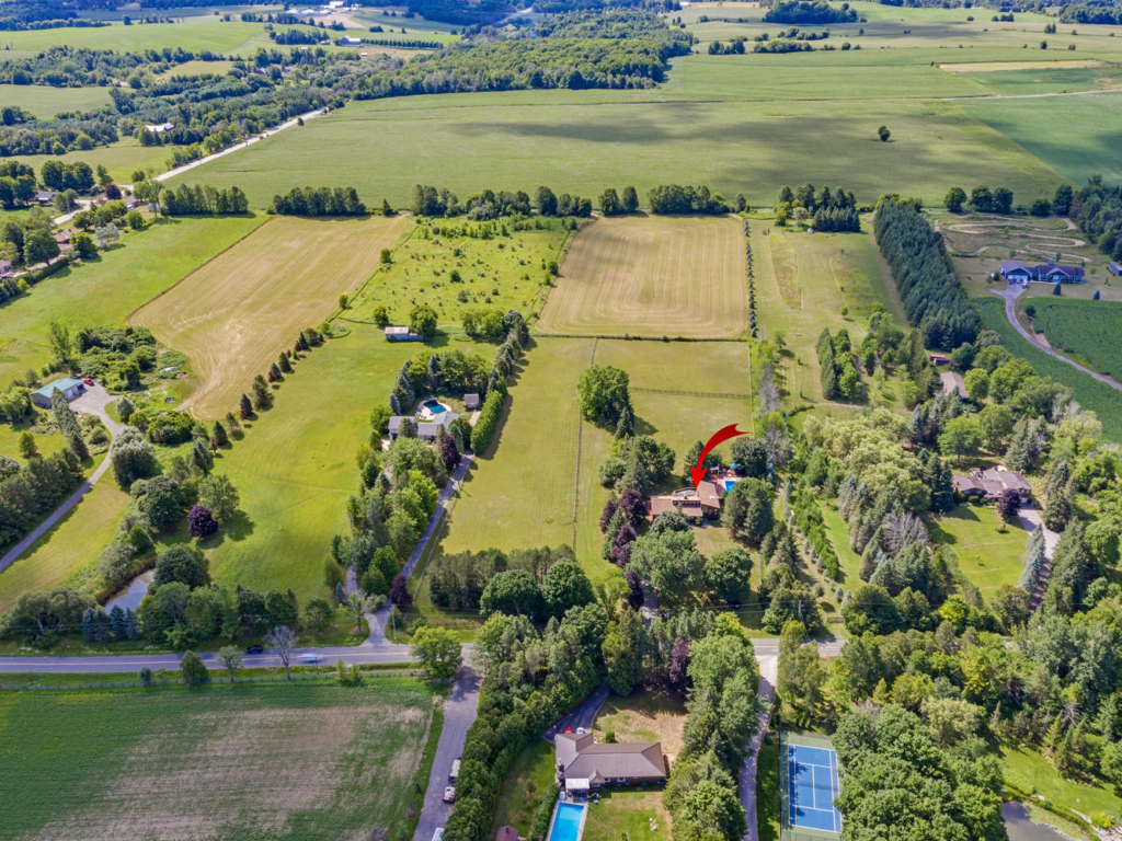 2881 Doane Rd, East Gwillimbury  – Real Estate Photography, Drone and video