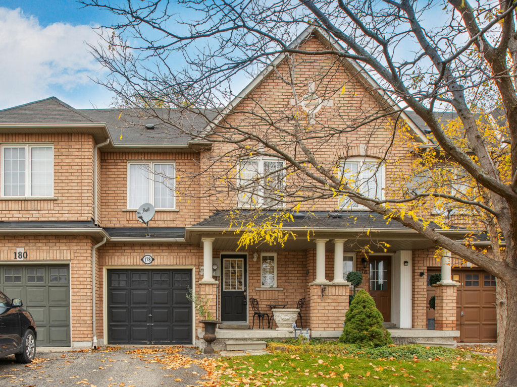 178 Coleridge Dr, Newmarket ON – Real Estate Photography